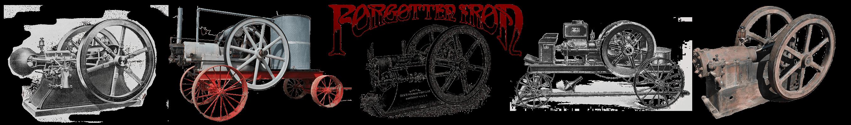Forgotten Iron