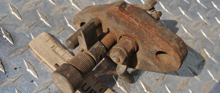 Unknown Hit Miss Gas Engine Igniter